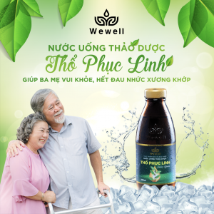 WEWELL Thổ Phục Linh