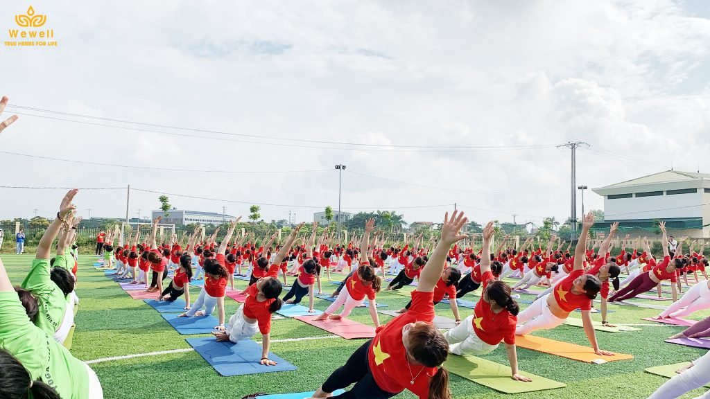 Yoga - Wewell