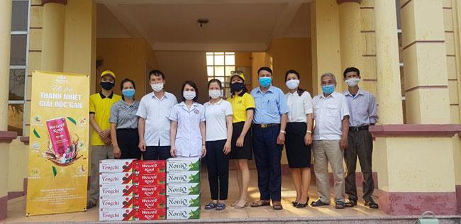 Nước Uống Thảo Dược Wewell Chung Tay Phòng Chống Dịch Bệnh Covid-19