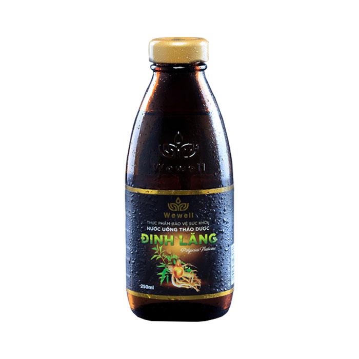 TPBVSK Nước uống thảo dược Đinh Lăng