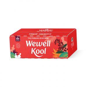 thung nuoc uong thao duoc wewell kool